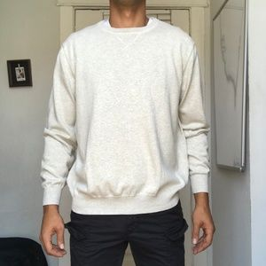 J. Crew Crewneck Cotton Sweater